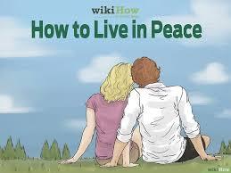 كيف تعيش بأمان وتموت بسلام؟