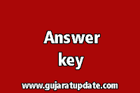 GSSSB Assistant Pharmacist (Ayurveda) Provisional Answer Key 2020