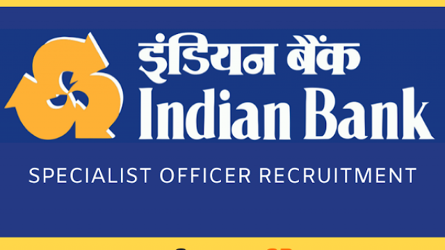 Indian Bank So Exam 2020 Admit Card Download