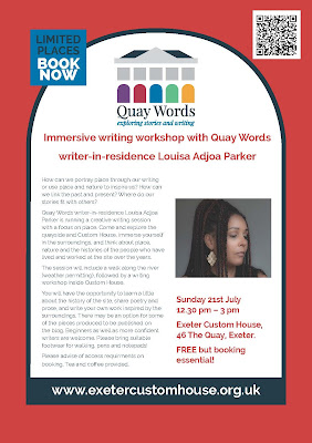 https://exetercustomhouse.org.uk/events/writing-workshop-with-writer-in-residence-louisa-adjoa-parker/