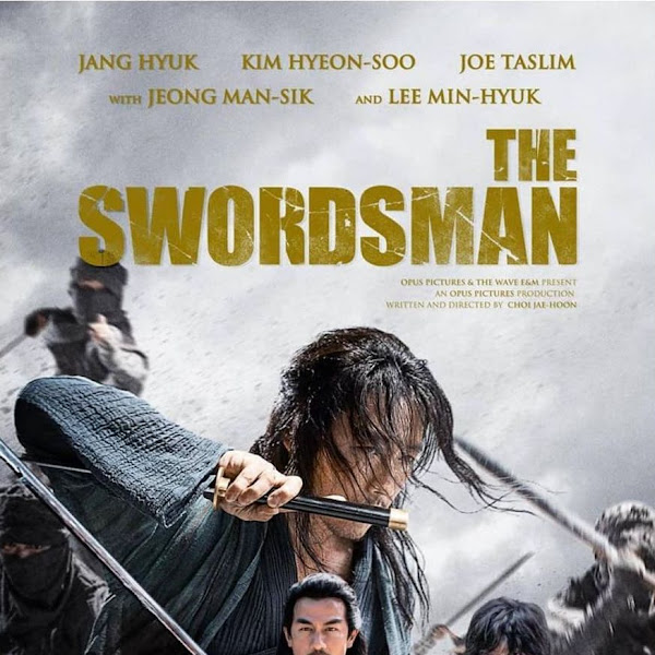 The Swordsman : Duel Pendekar Dua Dinasti