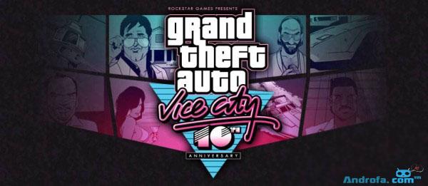Download GTA Vice City Untuk Android APK + DATA Free