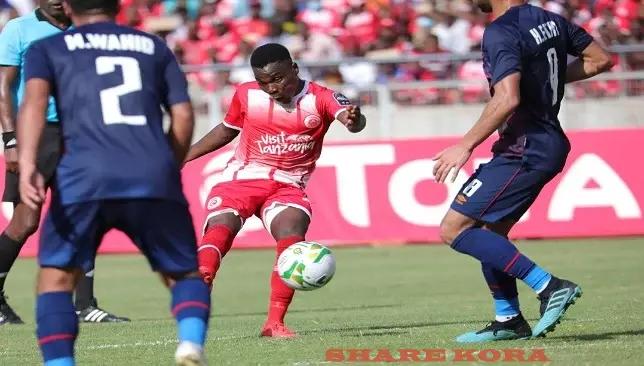 تعثر الاهلي أمام سيمبا في ثاني مباريات دوري المجموعات