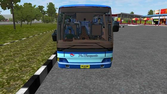 mod old setra bussid cvt by aldovadewa