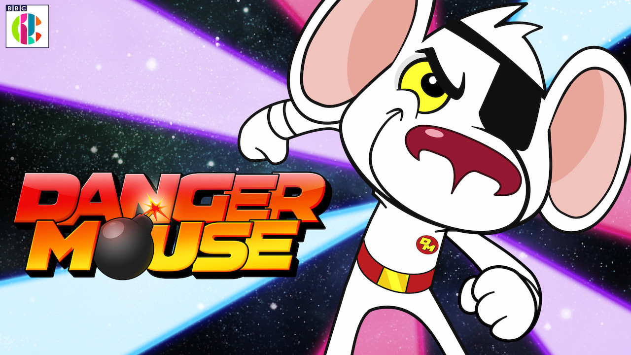 Animação em Foco: DANGER MOUSE (1981)