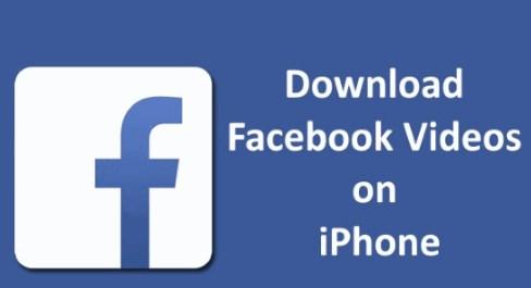 download facebook videos ios app