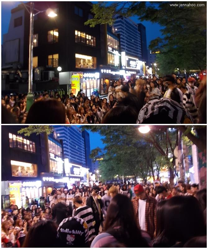 Streets of Hongdae