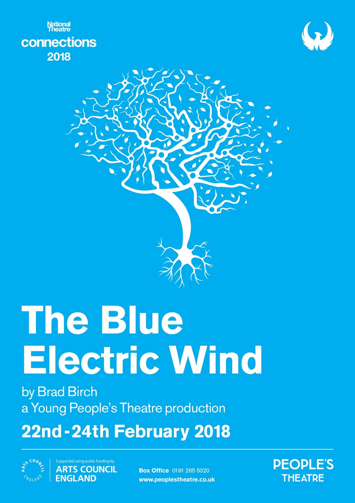 North East Theatre Guide: Preview: The Blue Electric Wind at ...