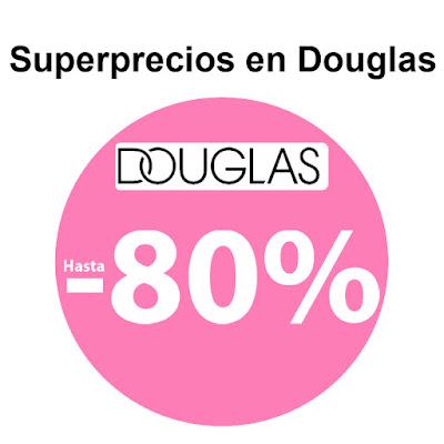 Superprecios en Douglas hasta 80% de descuento
