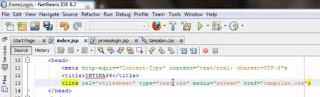 jsp,servlet,java web,netbeans,tutorial java,