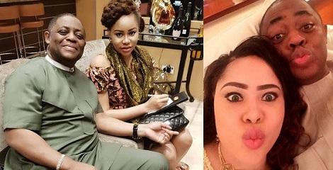 Alleged crash marriage: Fani-Kayode and wife Precious Chikwendu unfollow each other on Instagram