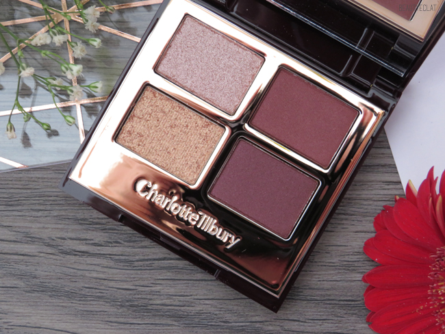 fards charlotte tilbury maquillage feelunique the vintage vamp