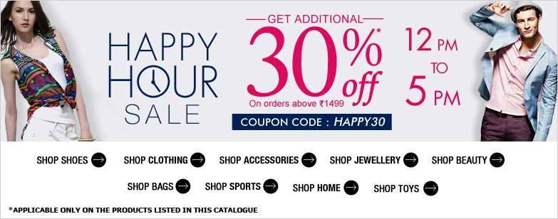 Jabong Coupons, Promo Codes & Discount Coupons - Jabong offers a one stop destination for all your fashion needs. Get big brands like Adidas, Mango, Levis, Calvin Klein, Fossil at it's cheapest prices. If you want to buy shoes, then look for Jabong coupons for shoes here which will help you get the best-branded ones at the lowest price.