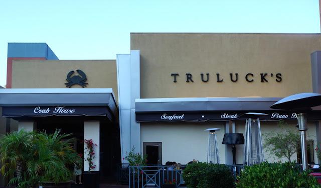 Restaurante Truluck's em San Diego