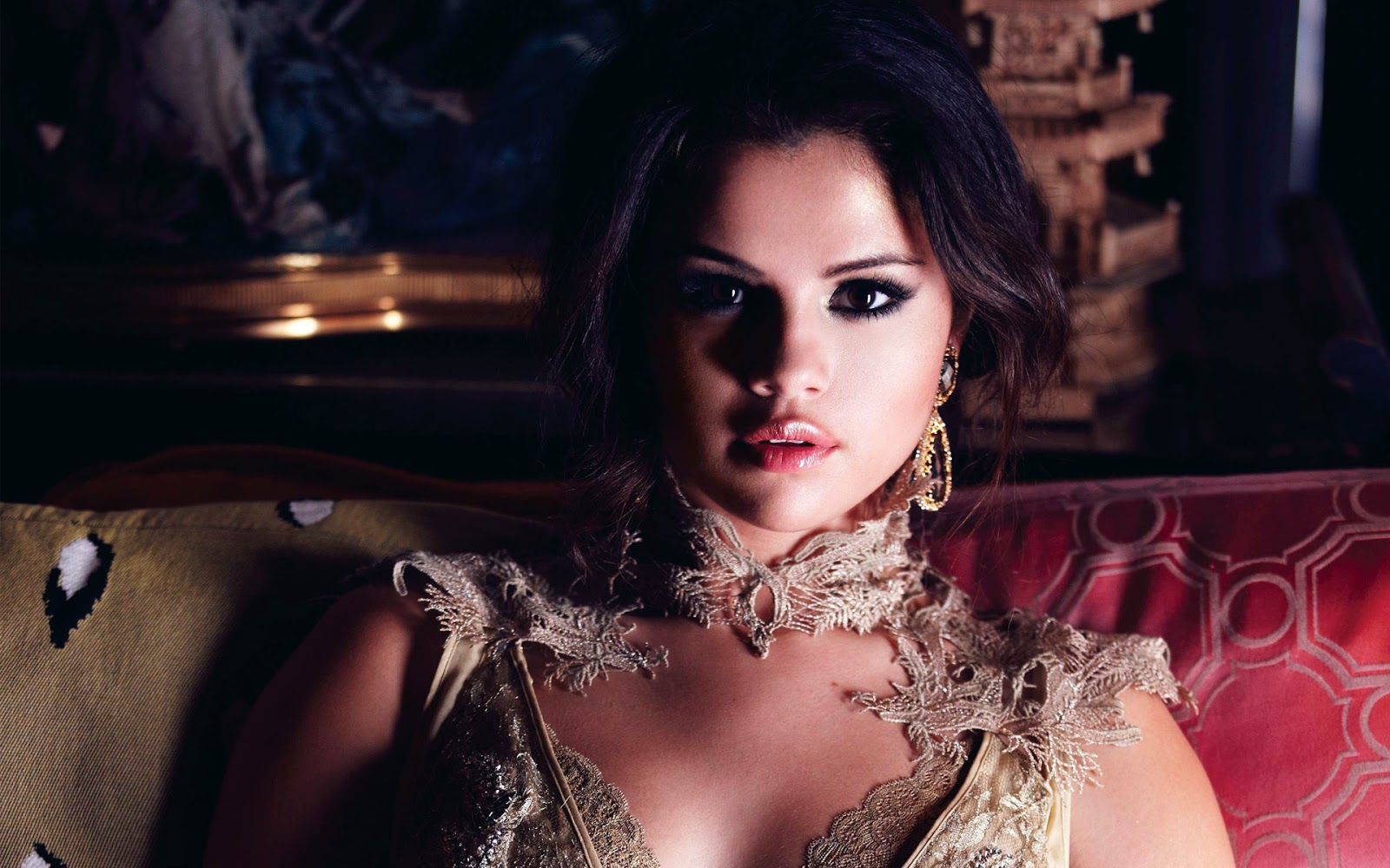 Hollywod Actress Selena Gomez Hot Hd Wallpaper She Is One -9904