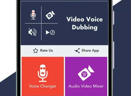 aplikasi Dubbing Video Voice