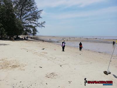 Pasir Di Pantai Kelanang
