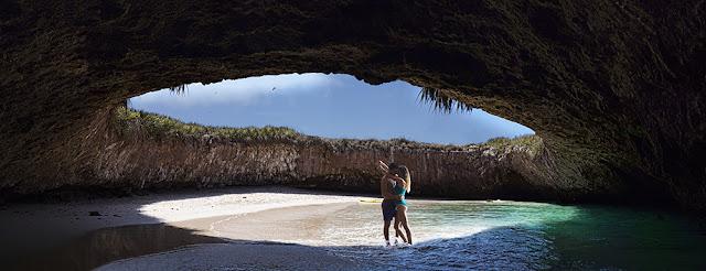 Puerto Vallarta Marieta Islands Mexico