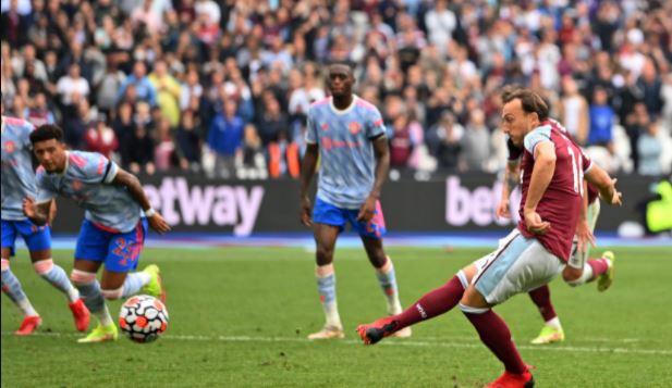 West Ham United vs Manchester United 1-2 Highlights