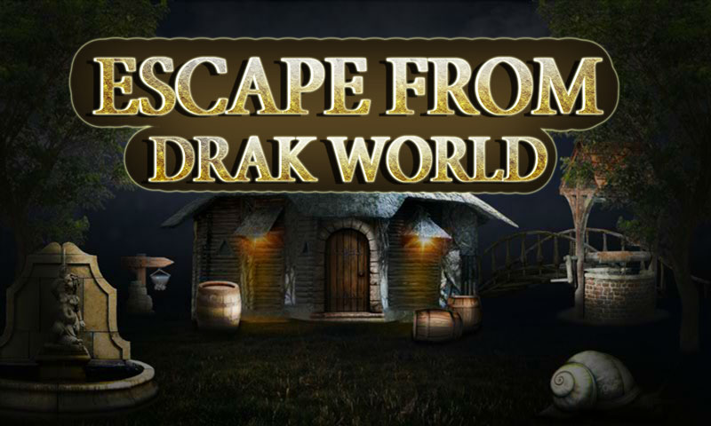 Play Top10NewGames Escape From Dark World