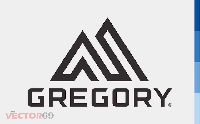 Gregory Packs Logo - Download Vector File EPS (Encapsulated PostScript)
