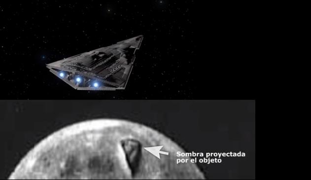 Πριν από 48 χρόνια υπήρχε ενα τεράστιο τρίγωνο στην επιφάνεια της Σελήνης!! video