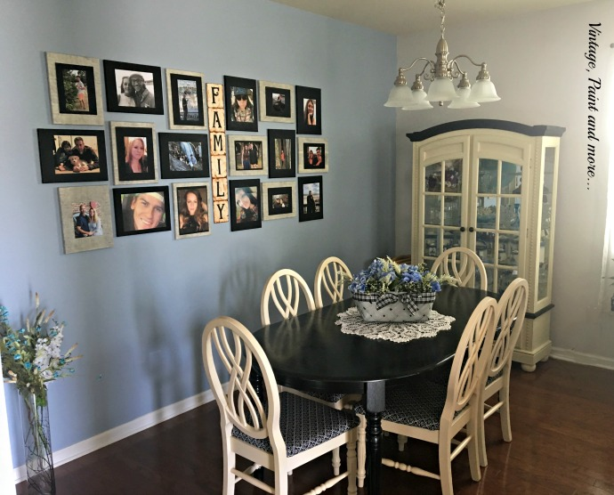 Vintage Dining Room Makeover Done On A Budget Vintage