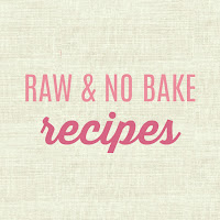 Gluten Free Raw and No Bake Recipes
