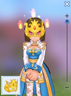 Warlock's Treasure Gacha Dancing Flame