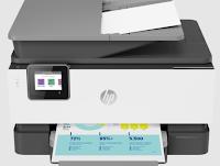 Télécharger HP Officejet Pro 9012 Pilote