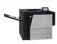 HP LaserJet M806 Printer Driver Support