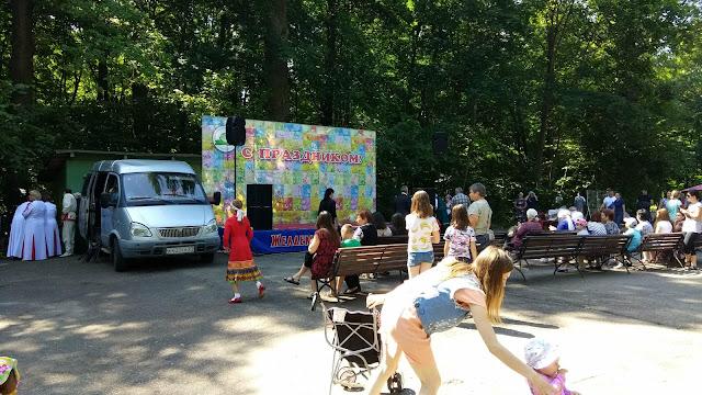 Сабантуй 2018 в Новочебоксарске. www.zzblog.ru