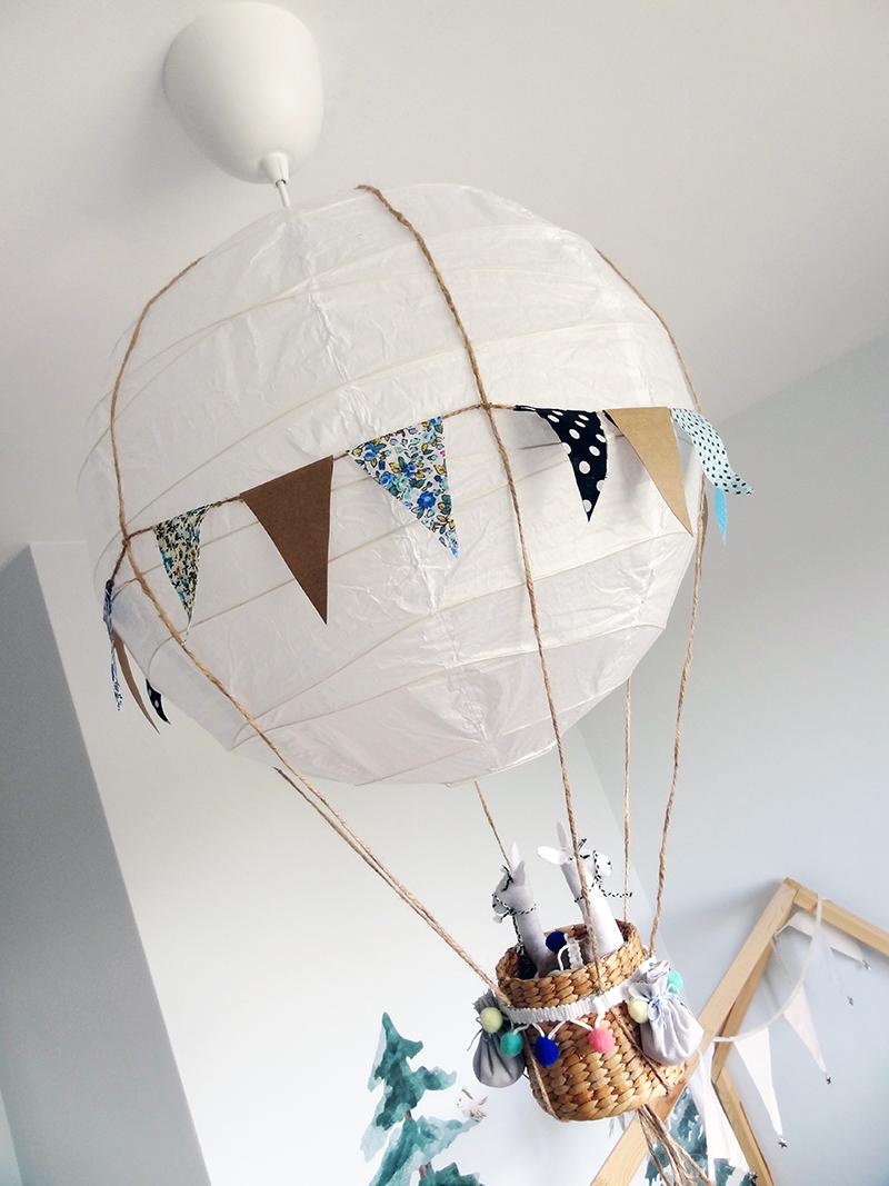49metrow 42 Lampa Balon W Pokoju Dzieciecym Czyli Kolejny Ikea Hack Za Grosze