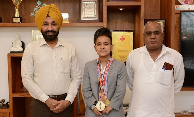 Chandigarh University's Aruna Tanwar becomes India's first ever Taekwondo athlete to qualify for Paralympics