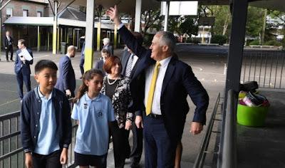 Gonski 2.0 in the Balance as Turnbull Takes on Catholics