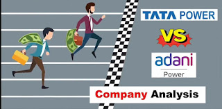 Complete Analysis of Tata power and Adani power.