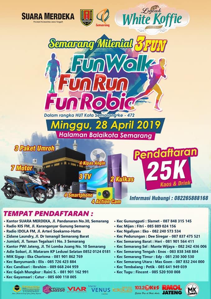 Semarang Milenial 3 Fun • 2019