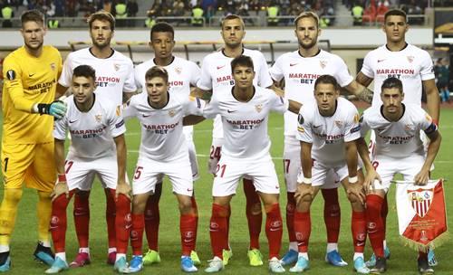 Skuad Pemain Sevilla Terbaru