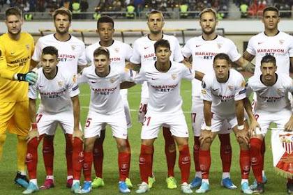 Daftar Skuad Pemain Sevilla 2020-2021 [Terbaru]
