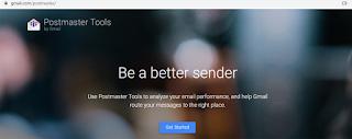 Google Postmaster