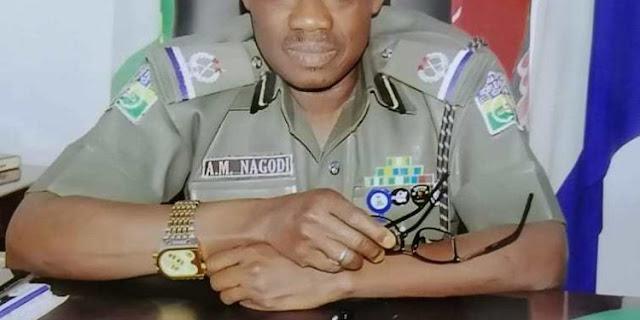 Kano MOPOL commander, Atiku Nagodi dies