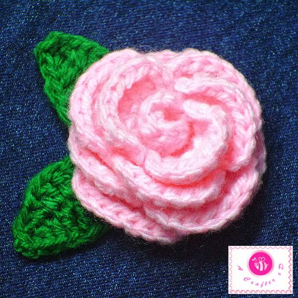 Fiber Flux Crochet Roses 16 Free Crochet Patterns