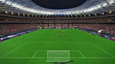 PES 2017 Stadium Ferenc Puskás Hungary