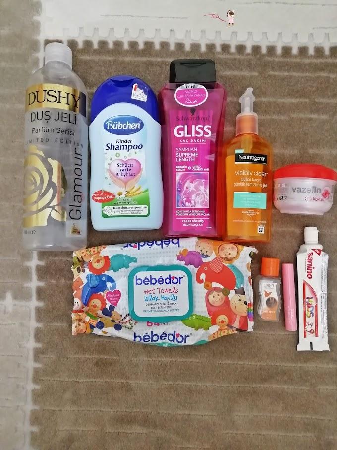 Kozmetik Tasarrufumda  Bitenler 8