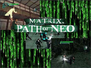 Download Matrix Path Of Neo Game For PC