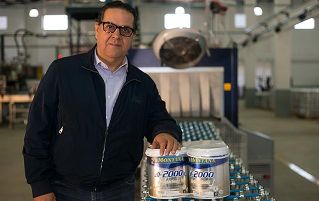 El empresario paraguayo venezolano es dueño del diario La Razón y las líneas férreas bolivianas / GRUPO CORIMON