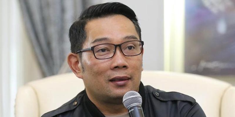 Hensat: Mungkin Ridwan Kamil Dengar Mahfud Mau Digeser, Makanya Berani