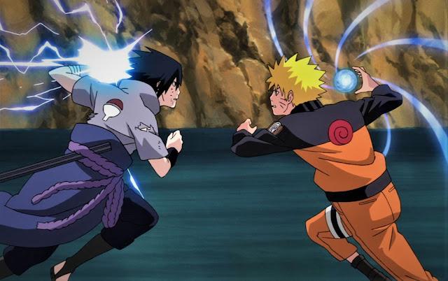 Naruto vs Sasuke (Pllano Geral)