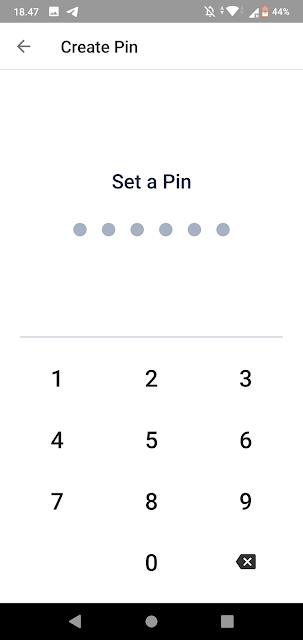 Cara Mudah Membuat Wallet EOS di Android Untuk Prospectors