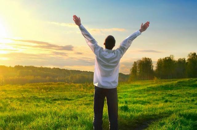 Doa Dalam Keadaan Senang/Bahagia Sunnah